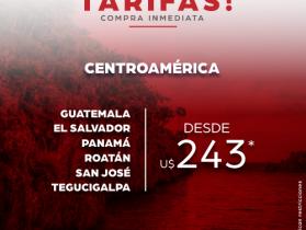 oferta centroamerica
