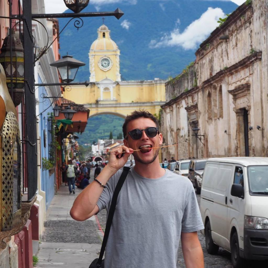 Guía turística Guatemala 2018